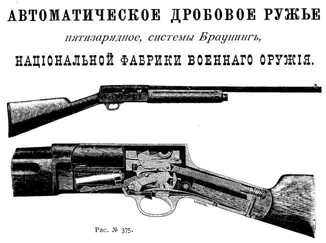 Ружье Браунинг